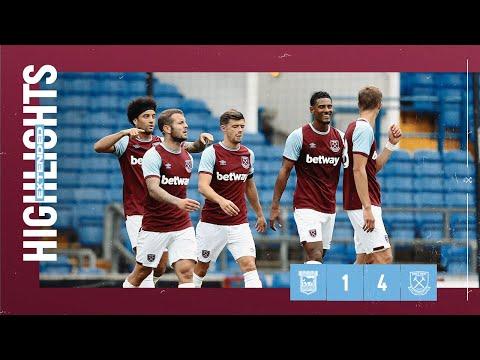 Ipswich West Ham Goals And Highlights