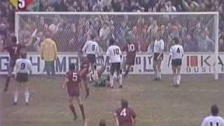 [90/91] Port Vale v Manchester City, Jan 26th 1991