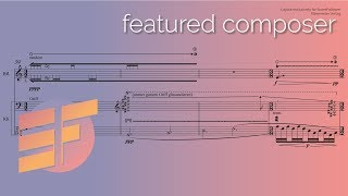 Beat Furrer — Ira-Arca [w/ score]