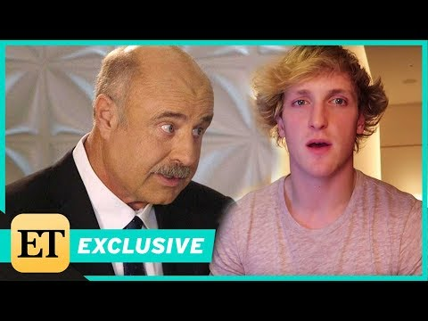 Dr. Phil Explains Why YouTube Star Logan Paul Deserves Forgiveness After 'Tasteless' Video