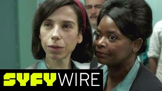 Sally Hawkins & Octavia Spencer on Their Friendship in Shape of Water | SYFY WIRE