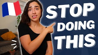 Making NO PROGRESS iฑ FRENCH? Here is the SOLUTION! // All my tips to make progress in French