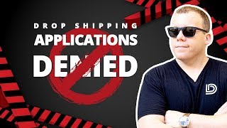 What To Do If Every Drop Ship Supplier Rejects You