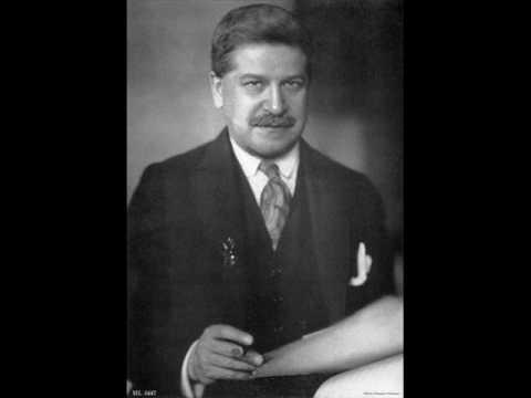 Artur Schnabel plays Mozart Sonata No.8, K.310 (I)