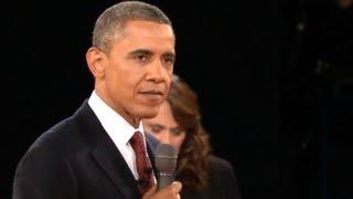 Obama Scolds