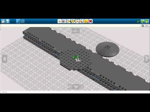 lego yu gi oh duel disk link youtube