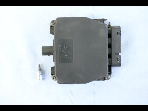 """Audi - VW - Skoda: Feilkode P0234 """"Turbo-overboost"""" grunnet defekt magnetventil (6Q0906625E)"""