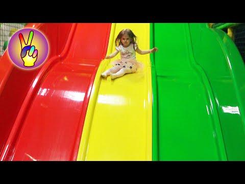 Детский развлекательный центр. Идем в детский клуб Непоседа. Экскурсия по лабиринту! Victoria Play.