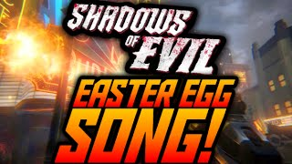 "Call of Duty Black Ops 3 ZOMBIES Shadows of Evil FULL EASTER EGG SONG! ""Snakeskin Boots"" Music Song!"