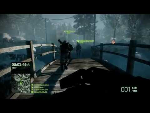 HUN Battle Field Bad Company 2 Gameplay |Trailer|