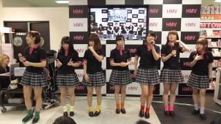 20170414 HMV主催 ライブプロマンスリーLIVE ライブプロ所属 北海道ご当...