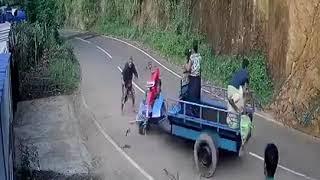 Hand Tractor Accident Sri lanka