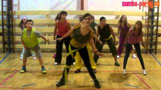 Lmfao Ft. Lauren Bennett Goonrock Party Rock Anthem - Zumba choreography by Lucia Meresova.mp3