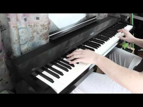 Ophelia by The Lumineers (Piano Cover)