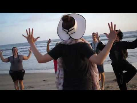 TAI CHI SURFING with Lacie Daye at Oceanside Pier