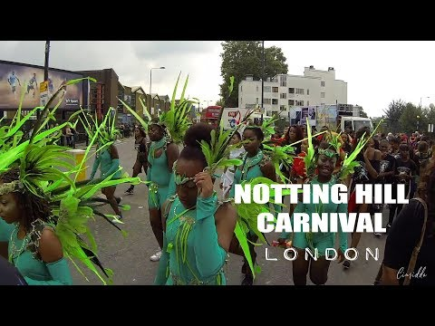 Notting Hill Carnival London integral suggestion