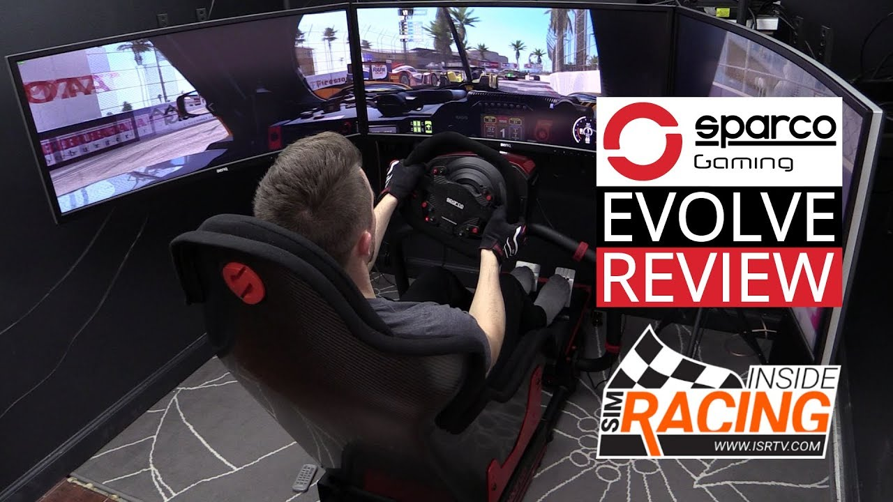 Sparco Evolve Racing Simulator Review