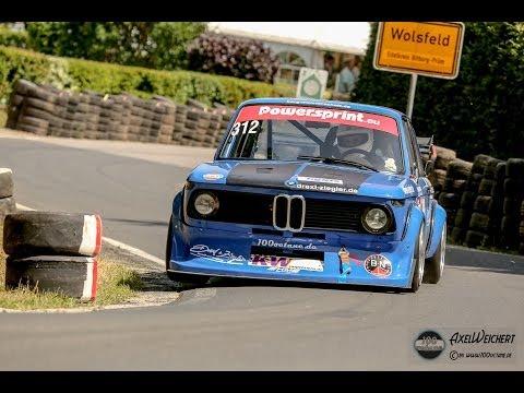 BMW 2002 tii 8V - Norbert Wimmer - Wolsfelder Bergrennen 2014