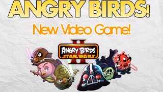 HD Angry Birds Seasons star wars  play game table / Juego de Mesa de Angry Birds