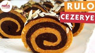 Rulo Cezerye - Tatlı Tarifi - Nefis Yemek Tarifleri