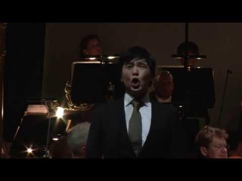 José van Dam & YOU - Yu Shao @BOZAR - ONB - P. Fournillier
