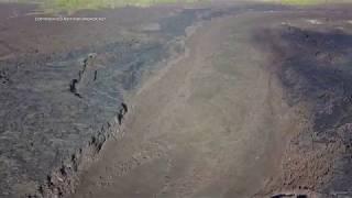 hawaii volcano eruption video 2019