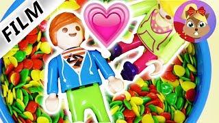 摩比游戏 Playmobil 玩偶影片 小尤谈恋爱啦~陷入爱情的漩涡