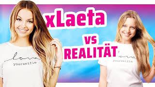 xLaeta Merch im Test! I Werbung VS Realität