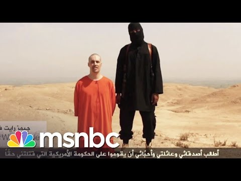US Journalist Apparently Executed By ISIS | Rachel Maddow | MSNBC