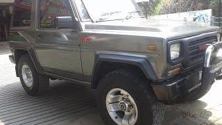 Jual Mobil Daihatsu Taft GT 4x4 Aktif Tahun 1991 Full Audio