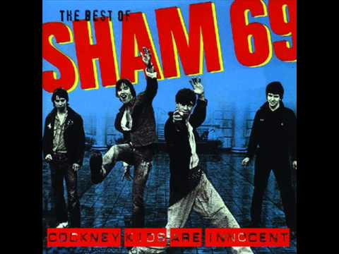 Sham 69 - The Best Of - Cockney Kids Are Innocent (Full Album)