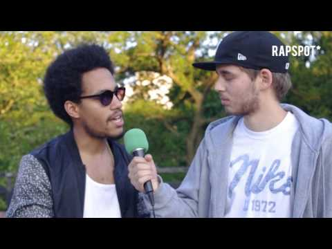 RapSpot.de - Ahzumjot Interview 2013