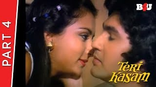 Teri Kasam   Part 4   Kumar Gaurav, Poonam Dhillon, Nirupa Roy   Full HD 1080p