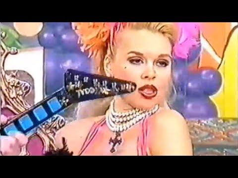 Army of Lovers on Ritmo De La Noche / Live + Interview (Argentina, 1992)