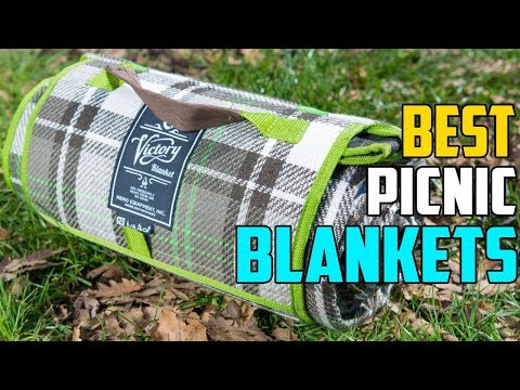 Best Picnic Blankets Of 2019 - Latest 4 Best Picnic Blankets For Outdoor