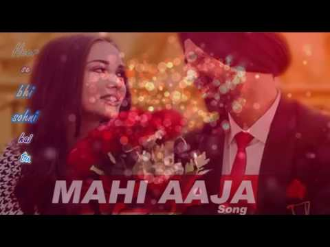 Mahi Aaja Lyrics  –Arijit Singh  (Unplugged)
