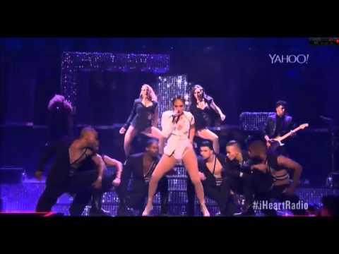 Jennifer Lopez - Booty (iHeartRadio 2015 )