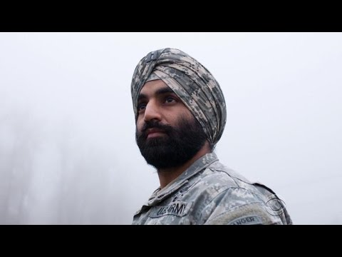 Sikh American Army Captain Wins Right To Wear Beard And Turban