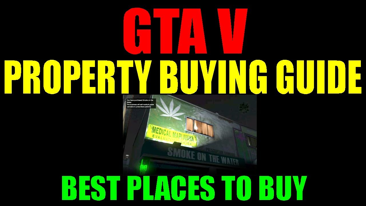 gta 5 buying property worth it