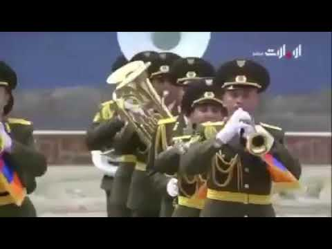 The Guards Of Honor Of The Republic Of Armenia Performs In Abu Dhabi 2019