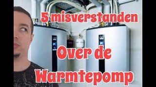 5 misverstanden over de warmtepomp - gasvrij wonen