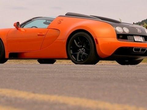 CNET On Cars - 2013 Bugatti Veyron Grand Sport Vitesse