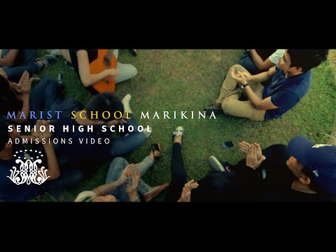 Marist School Marikina Senior High School Admissions Video