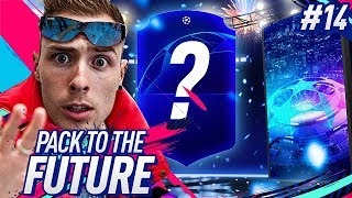 UCL TWO PLAYER PACK!!! PACK TO THE FUTURE EPISODE 14!!! FIFA 19 Ultimate Team Road to Glory