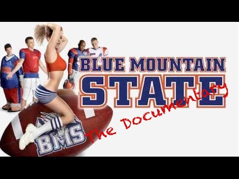 """Blue Mountain State: """"Behind the Scenes"""" Documentary"""