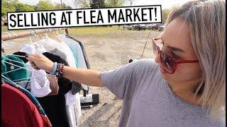 FLEA MARKET FLIPPING - Selling At Local Swap Meet!