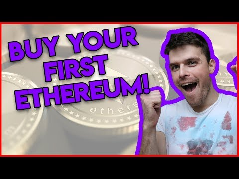 HOW to buy YOUR FIRST ETHEREUM! BEGINNERS GUIDE!