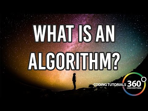 What is An Algorithm: Computer Science Studies