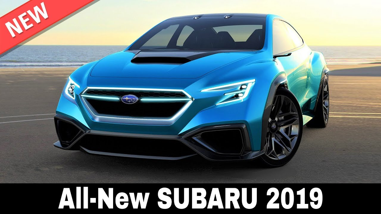 9 New Subaru Cars And Crossovers With Updated Prices Specifications For 2019