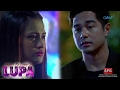 Pinulot Ka Lang Sa Lupa: Ephraim and Santina, reunited